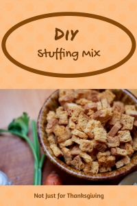 DIY Stuffing Mix